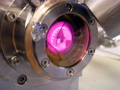Heating a catalyst sample in the in situ cell for time-resolved XAFS