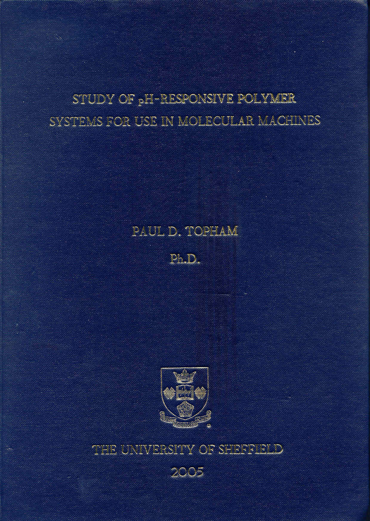 Library science phd thesis