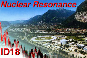 ID18 - Nuclear Resonance header image