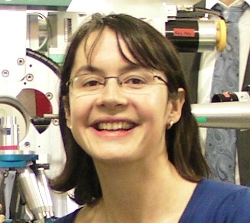 Visiting Scientist, <b>Marie-Ingrid</b> Richard, mingrid - mingrid