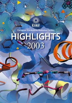 Highlights 2003 Cover