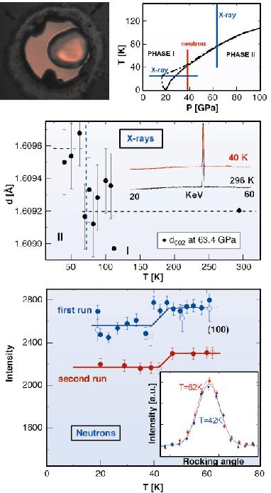 The Broken Symmetry Phase Of Solid Deuterium