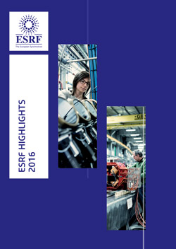 ESRF Highlights 2016