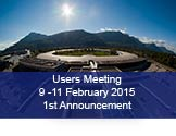 2015 ESRF Users Meeting