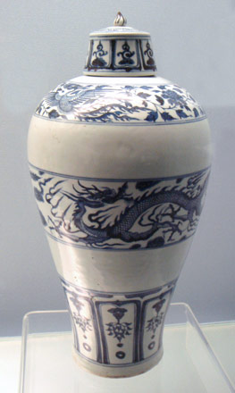 Chinese Ming dynasty porcelain