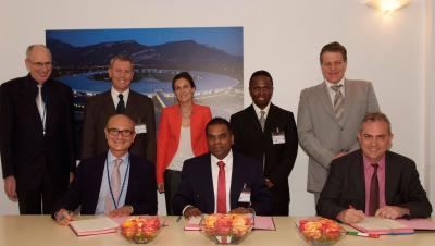 South Africa joins the ESRF