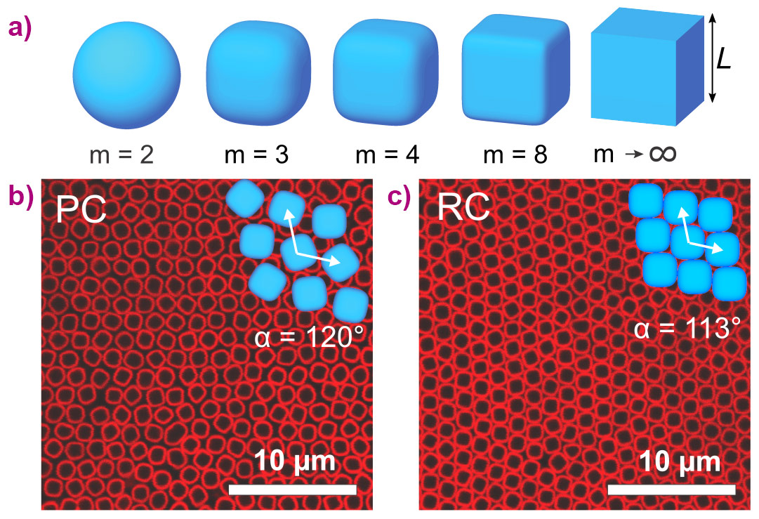 Observing new ways to stack colloidal cubes