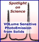 VOLume Sensitive PhotoEmission from Solids
