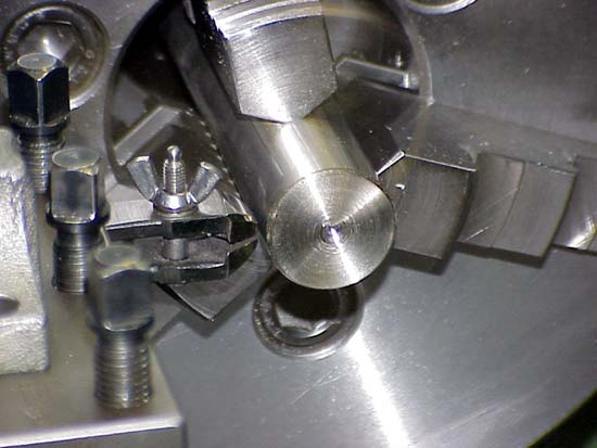 Machining steel with ADNR tool