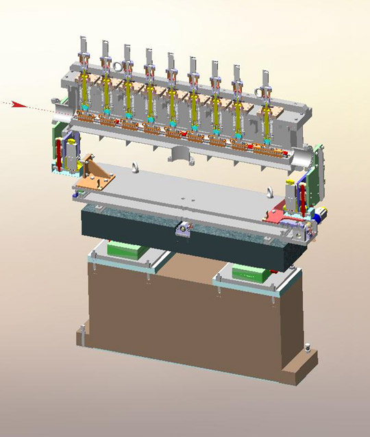 spotlight85-fig2.jpg (Design and mounting of the in-vacuum transfocator)